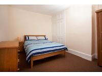 DOUBLE ROOM TO RENT, ALL BILLS INC, NO DEPOSIT REQ, FULLY FURNISHED TO VERY HIGH STANDARD