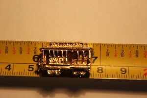 Sterling Silver Charm / Pendant Trolley Car (VIEW OTHER ADS) Kitchener / Waterloo Kitchener Area image 2