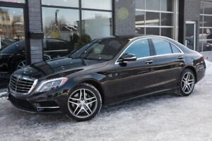 Mercedes-Benz S-Class 4dr Sdn S 550 4MATIC SWB 2015
