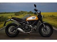 Ducati Scrambler Classic **Datatag Protection, Excellent Condition, One Owner**