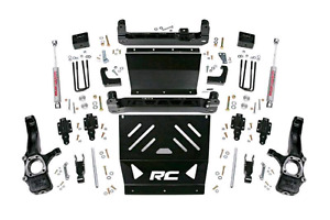 "Rough Country 6"" Suspension Lift Kit (2015+ Colorado/Canyon)"