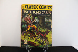 Wanted Classic Illustrated Comics