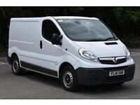 2.0 2900 CDTI 5D 113 BHP SWB DIESEL MANUAL PANEL VAN 2014