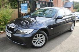 2006 (56 Plate) BMW 3 SERIES 320d SE Blue 4 Door FSH Long MOT Finance Available
