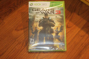 New Gears of War 3 /  Fable 3 Xbox 360 Compatable with Xbox One