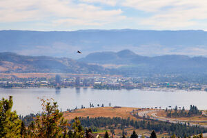 Build your Dream home with 360° views of Kelowna & West Kelowna