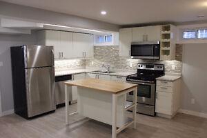 West End (Meadowlark) - Brand new legal basement suite