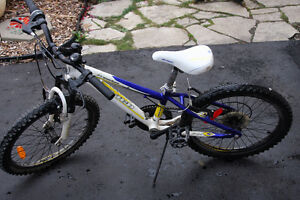 "Avigo Freedom kids 20"" mountain bike."