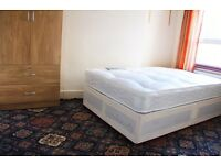 Double Room Available, 10 min To ILFORD Station, Fully Furnished, £480pm, Free Internet