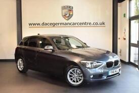 2011 61 BMW 1 SERIES 2.0 120D SE 5DR 181 BHP DIESEL