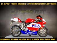 2005 05 DUCATI 999 999CC 0% DEPOSIT FINANCE AVAILABLE