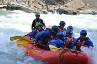 Canadian Rockies Rafting Seeking Outgoing River Guides for 2015