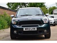 2012 MINI COUNTRYMAN 2.0 COOPER SD ALL4 CHILLI HATCHBACK DIESEL