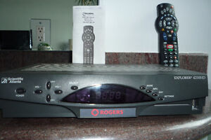 Rogers HDTV Cable Box