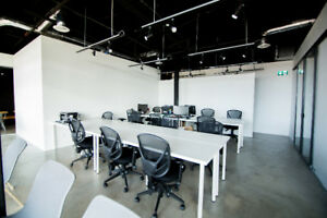 Richmond's First Community Based Coworking Space