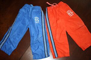 Osh Kosh Jersey Lined Pants