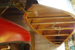 canoe collection for sale —two canoes remaining.
