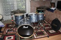 Pearl Export Series: Heat Compression System Shells 5 Piece