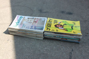 Lot of 27 Workshop and 18 Longevity Magazines $5 for all