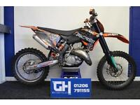 2008 KTM SX125 | CLEAN FOR AGE | STANDARD CONDITION