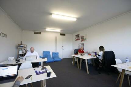Creative Space 35sqm! Boutique Building, North Facing with Great
