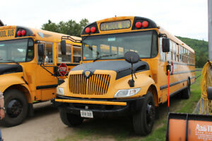 2006 IC SCHOOL BUS