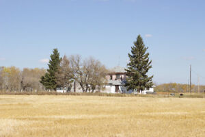 Farm for sale in the RM of Prairie View ( Birlte)