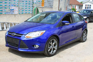 2014 Ford Focus HB *SOLD*