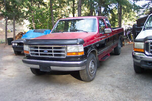 1994 Ford F-250 Pickup Truck Re-Posted SEPT 6