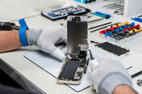 HTC Broken cell phone LCD/Glass repair in Vancouver