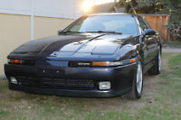 LHD Mint 1990 Toyota Supra Coupe Turbo Low Mileage