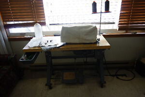 upholstering - equipment & supplies ...business opportunity