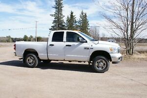 2007 Dodge Power Ram 2500 Pickup Truck