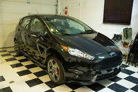 2015 Ford Fiesta ST Black Sedan