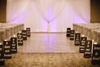 Backdrops & Archways for Rent