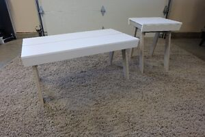 TWO Accent Coffee Tables