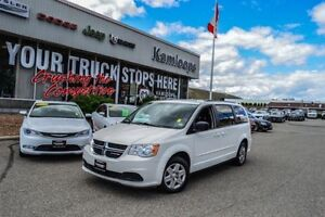 2013 Dodge Grand Caravan SE/SXT   - Quad Seats