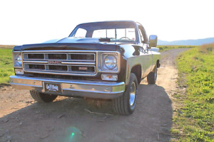 Wanted your old chevy gmc truck