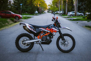 Want to Trade '14 KTM 690 Enduro for 500 EXC