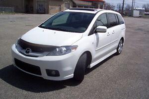 2007 Mazda5 GT Sport Cuir, Toit Ouvrant A/C