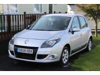 2009 Renault Scenic 1.5dci low miles with full history