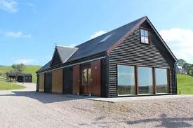 Converted Barn to Rent in Stunning Rural Location