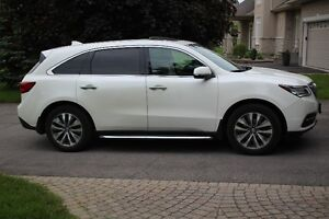 2014 Acura MDX Technology SUV, Crossover