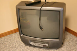 "Memorex TV 19"" with VHS HQ.In excellent condition."