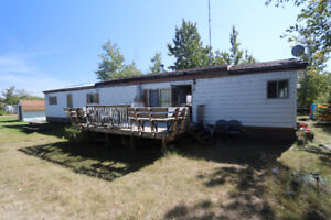 Opportunity awaits on this property located at Good Spirit Lake