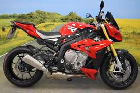 BMW S1000R 2014**ABS, ELECTRONIC ADJUSTED SUSPENSION, RIDER POWER MODES**