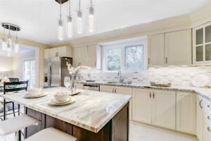MOVE IN READY! Detached Home On A Huge Lot W/ Finished Basement!