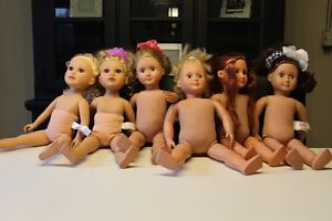6 Journey Girls and Our Generation Dolls
