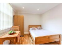 -Lovely studio flat in Bayswater, Craven Hill Gardens, rent includes all bills