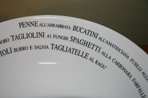 Pasta Dishes - Made in Italy Kingston Kingston Area image 2